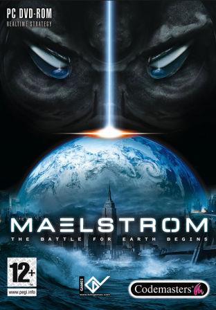 Maelstrom: The Battle for Earth Begins - wersja cyfrowa