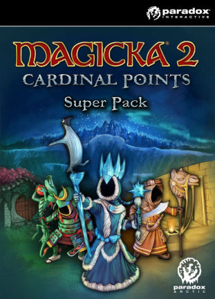 Magicka 2: Cardinal Points Super Pack - DLC
