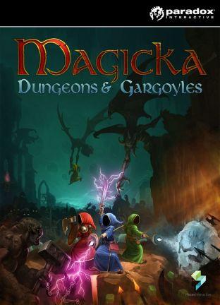 Magicka: Dungeons & Gargoyles - wersja cyfrowa