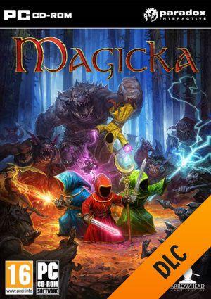 Magicka Mega Villian Robes - DLC
