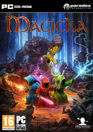 Magicka - wersja cyfrowa