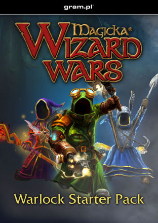 Magicka: Wizard Wars - Warlock Starter Pack - wersja cyfrowa