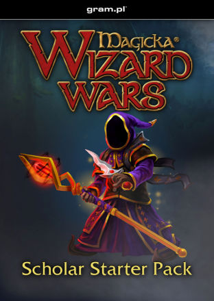 Magicka: Wizard Wars - Scholar Starter Pack - wersja cyfrowa