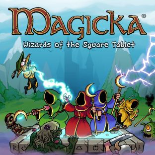 Magicka: Wizards of the Square Tablet - wersja cyfrowa