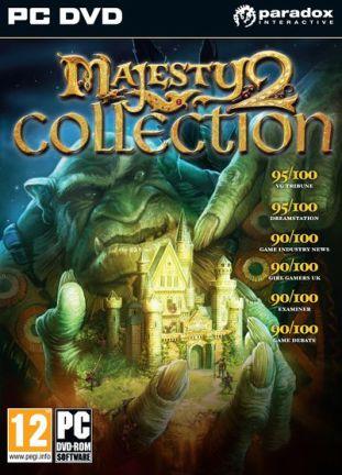 Majesty 2 Collection - wersja cyfrowa