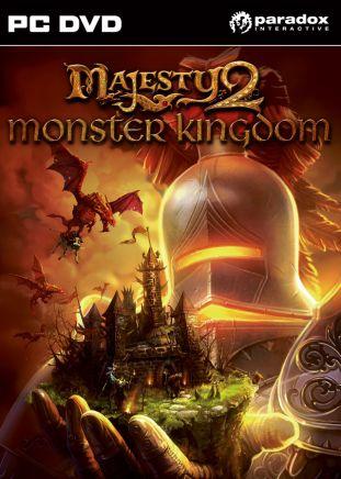 Majesty 2: Monster Kingdom - DLC