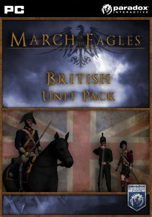 March of the Eagles: British Unit Pack - DLC