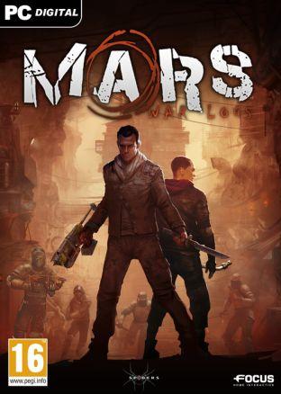 Mars: War Logs - wersja cyfrowa