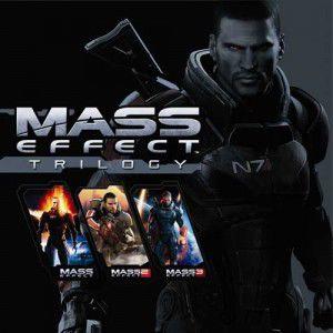 Mass Effect Trylogia - wersja cyfrowa