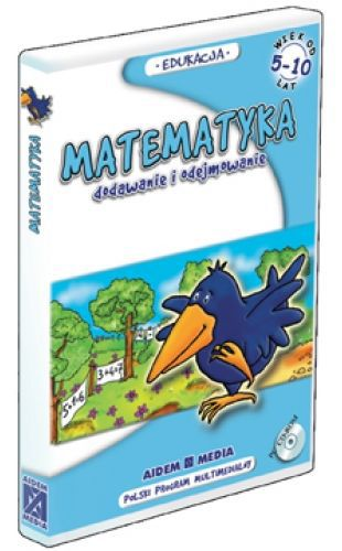Matematyka: dodawanie i odejmowanie - wersja cyfrowa
