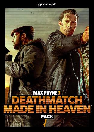 """Max Payne 3: Pakiet """"Niebiański Deathmatch"""" - DLC"""