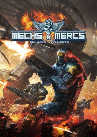 Mechs & Mercs: Black Talons - wersja cyfrowa