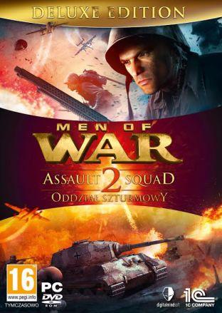 Men of War: Oddział Szturmowy 2 - Deluxe Edition - wersja cyfrowa
