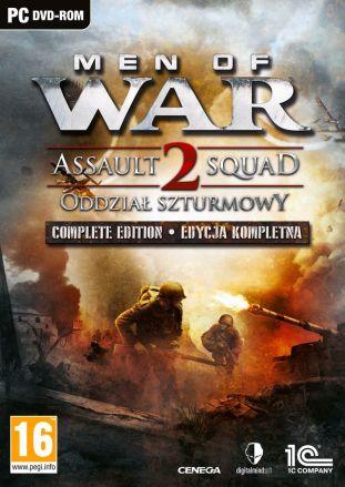 Men of War: Oddział Szturmowy 2 - Edycja Kompletna - wersja cyfrowa