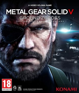 Metal Gear Solid V: Ground Zeroes - wersja cyfrowa