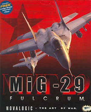 MiG-29 Fulcrum - wersja cyfrowa