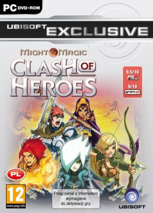 Might & Magic: Clash of Heroes - wersja cyfrowa
