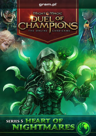 Might & Magic: Duel of Champions: Heart of Nightmares Pack - wersja cyfrowa