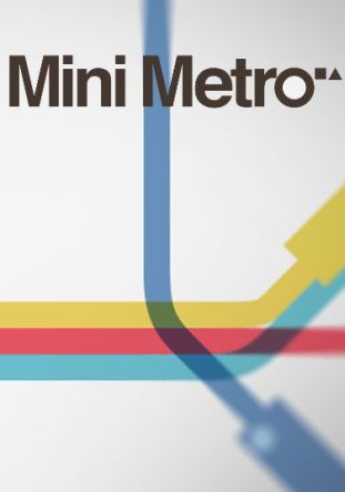 Mini Metro - wersja cyfrowa