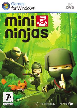 Mini Ninjas - wersja cyfrowa