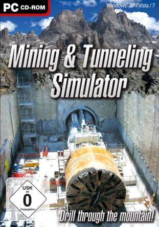 Mining and Tunneling Simulator - wersja cyfrowa