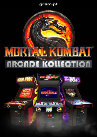 Mortal Kombat Arcade Kollection - wersja cyfrowa