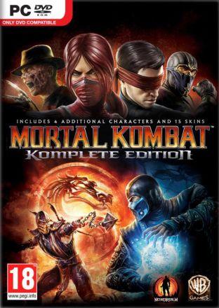 Mortal Kombat Komplete Edition - wersja cyfrowa