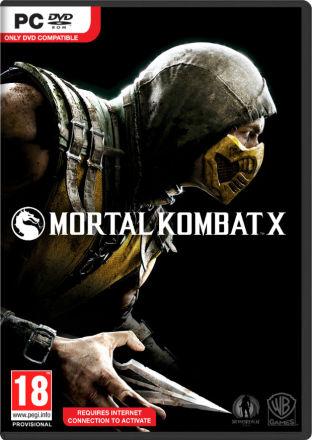 Mortal Kombat X - wersja cyfrowa