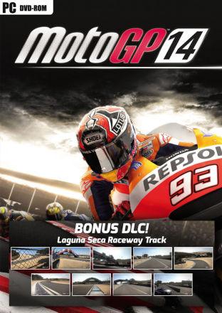 MotoGP 14: Laguna Seca Red Bull US Grand Prix - DLC