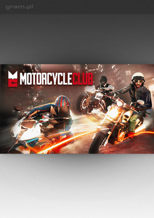 Motorcycle Club - wersja cyfrowa