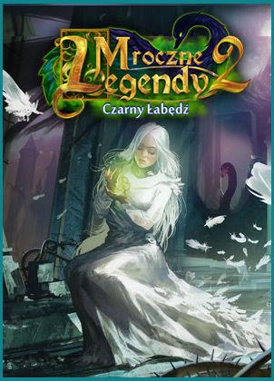 Mroczne Legendy: Czarny Łabędź - Edycja Kolekcjonerska - wersja cyfrowa