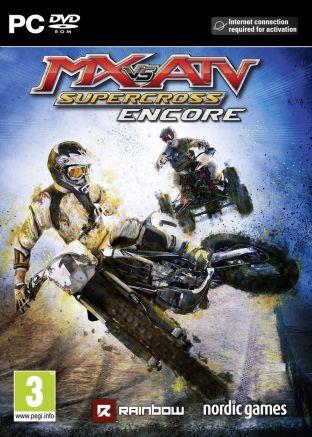 MX vs. ATV Supercross Encore - wersja cyfrowa