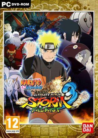 Naruto Shippuden: Ultimate Ninja Storm 3 Full Burst - wersja cyfrowa
