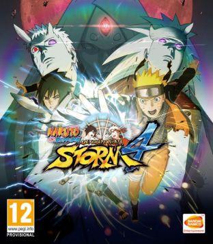 Naruto Shippuden: Ultimate Ninja Storm 4  Deluxe Edition- wersja cyfrowa