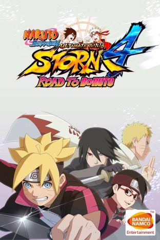 Naruto Shippuden: Ultimate Ninja Storm 4 Road To Boruto - wersja cyfrowa