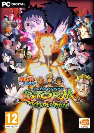 Naruto Shippuden: Ultimate Ninja Storm Revolution - wersja cyfrowa
