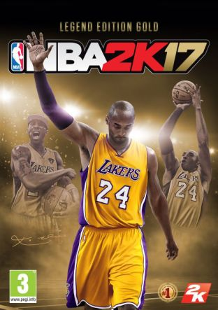 NBA 2K17 Legend Edition Gold - wersja cyfrowa