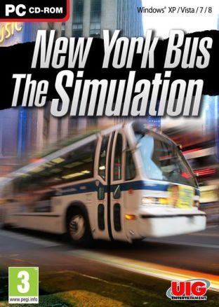 New York Bus - The Simulation - wersja cyfrowa