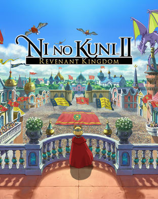 Ni no Kuni II: Revenant Kingdom - The Princes Edition - wersja cyfrowa