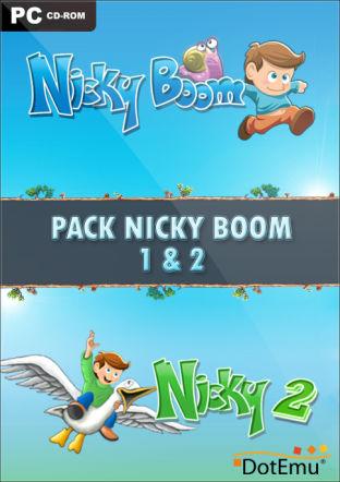 Nicky Boom 1&2 - wersja cyfrowa