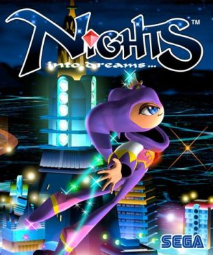 NiGHTS into Dreams - wersja cyfrowa
