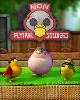 Non Flying Soldiers - wersja cyfrowa