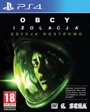 PS4: Obcy: Izolacja