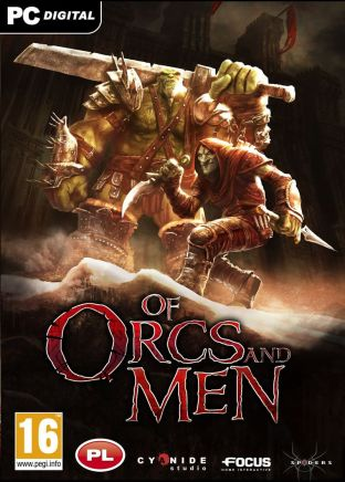 Of Orcs and Men - wersja cyfrowa