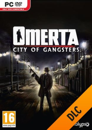 Omerta: City of Gangsters - Damsel in Distress DLC