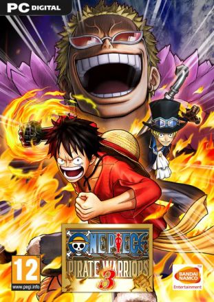 One Piece: Pirate Warriors 3 - Gold Edition - wersja cyfrowa