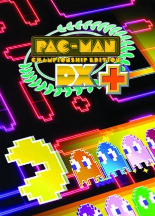 Pac-Man Championship Edition DX+ All You Can Eat Edition - wersja cyfrowa