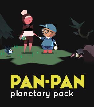 Pan-Pan: Planetary Pack - wersja cyfrowa