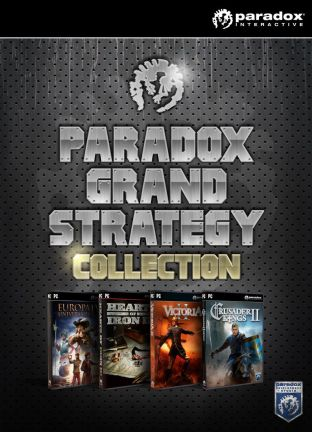 Paradox Grand Strategy Collection - wersja cyfrowa