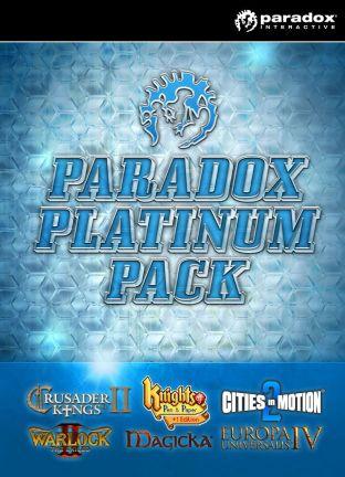 Paradox Platinum Pack - wersja cyfrowa